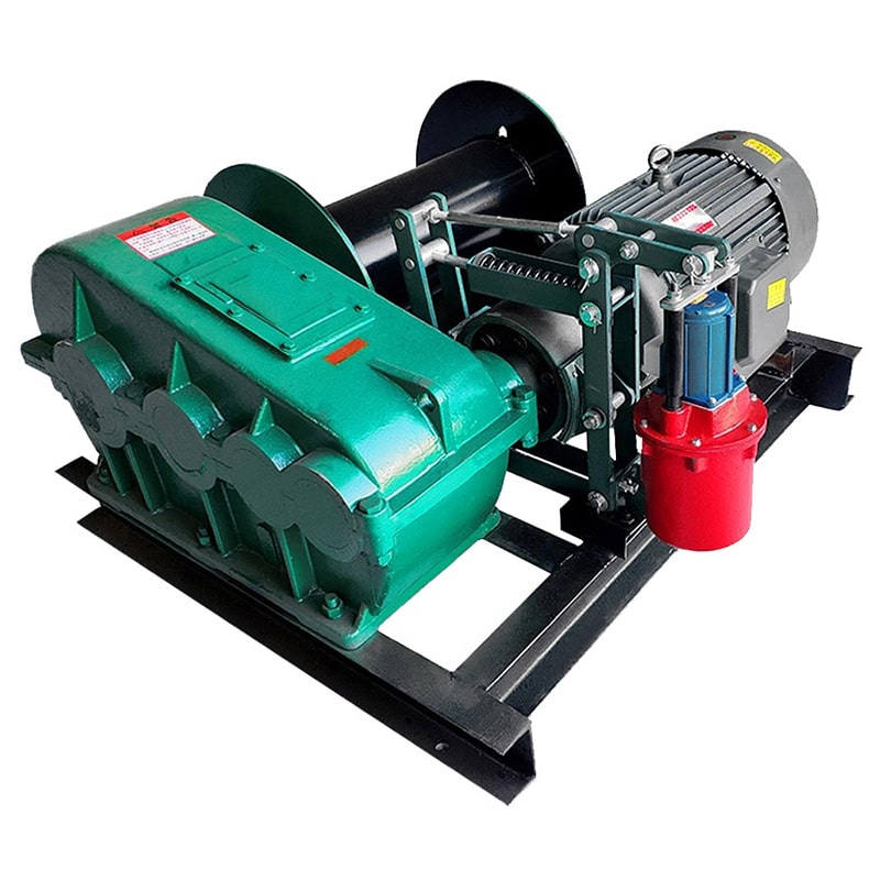 KENBO JM ground electric winch
