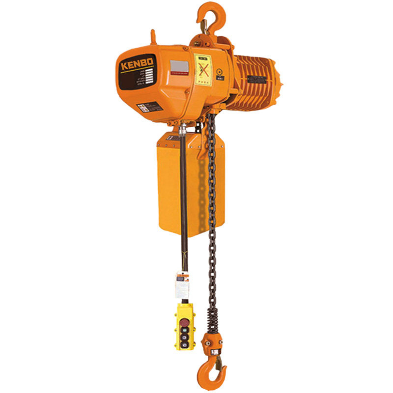 KENBO KKBB electric chain hoist with hook